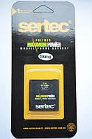 Аккумулятор для HTC P3700 Touch Diamond DIAM160 Sertec