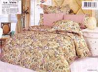 Комплект постельного белья Le Vele Rosana Lilac (Росанa Лилак)