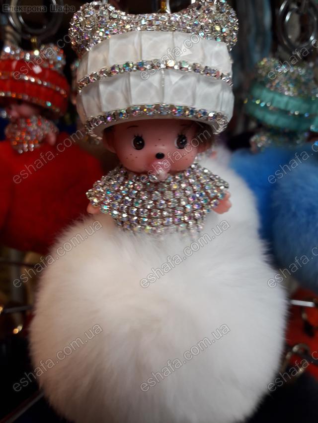 Кукла брелок Monchichi