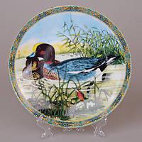 Декоративная тарелка фарфор Lefard Утки 20 см 921-0021