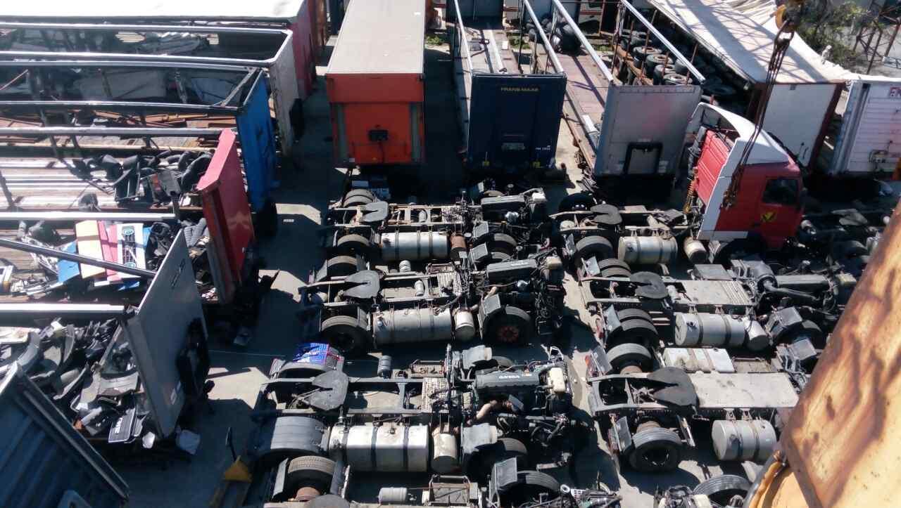 разбор коробок передач грузового вольво fh