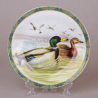Тарелка декоративная Lefard фарфор Утки20 см 921-0023
