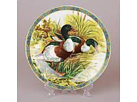 Декоративная тарелка Lefard фарфор Утки 20 см 921-0024