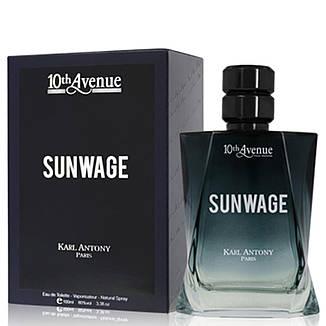 10th Avenue - Sunwage EDT 100ml (туалетная вода) мужская, фото 2
