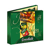 Набір чаю Greenfield Premium tea Collection (96 шт) пакетований