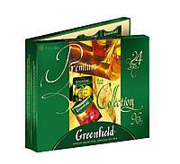 Набор чая Greenfield Premium tea Collection (96 шт) пакетированный