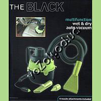 Автопылесос Black Multifunction Wet & Dry Auto Vacuum