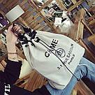 Рюкзак мешок под Chanel на затяжке., фото 5