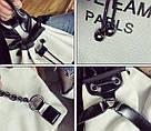 Рюкзак мешок под Chanel на затяжке., фото 7