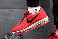 Мужские спортивные кроссовки Nike (красный)