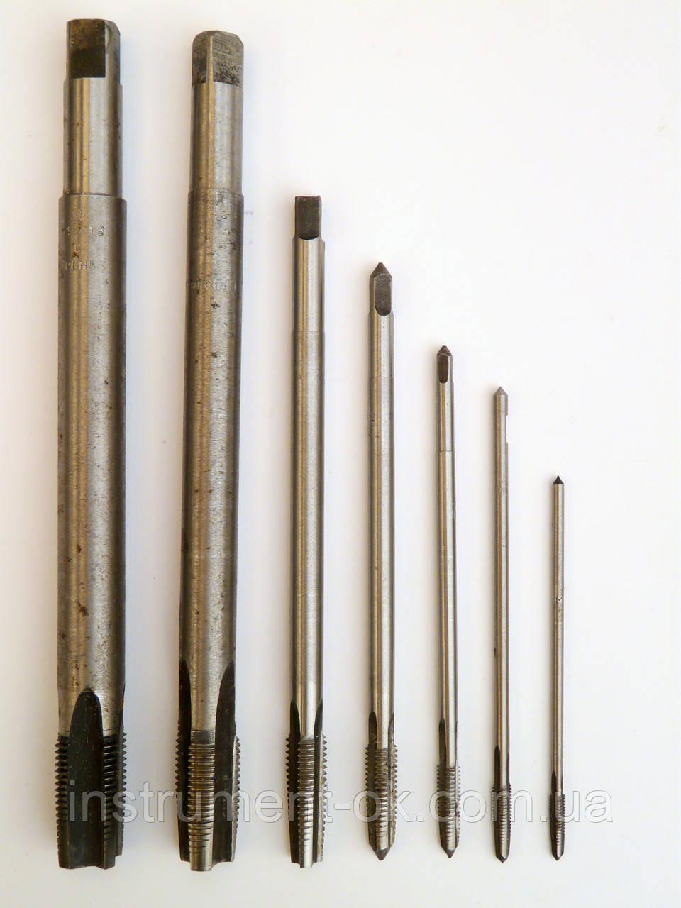 Метчик гаечный 12х1.75 мм