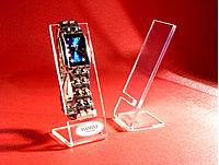 Подставка под часы с логотипом