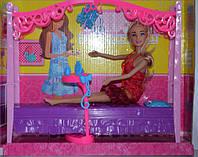 Мебель спальня для Барби