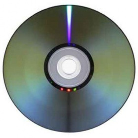 Диск CD-RW, 700Mb, 4-12х, Slim