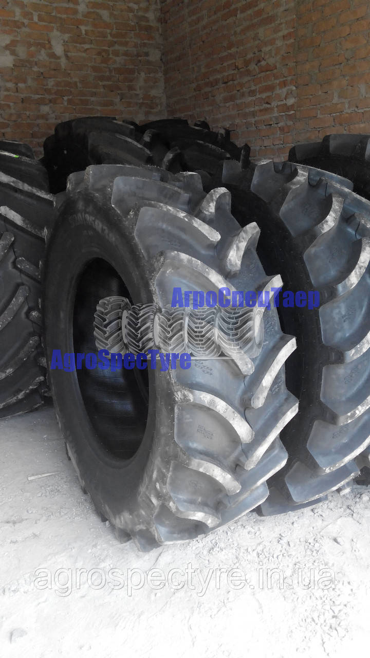 Шина 520/85R38(20.8R38) Alliance A-846 (Индия) Farm Pro 155А8 на John Deere Case Claas New Holland