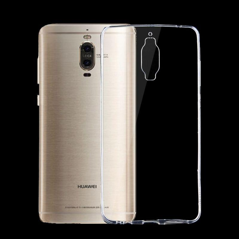 TPU чехол Ultrathin Series 0,33mm для Huawei Mate 9 Pro Бесцветный (прозрачный)