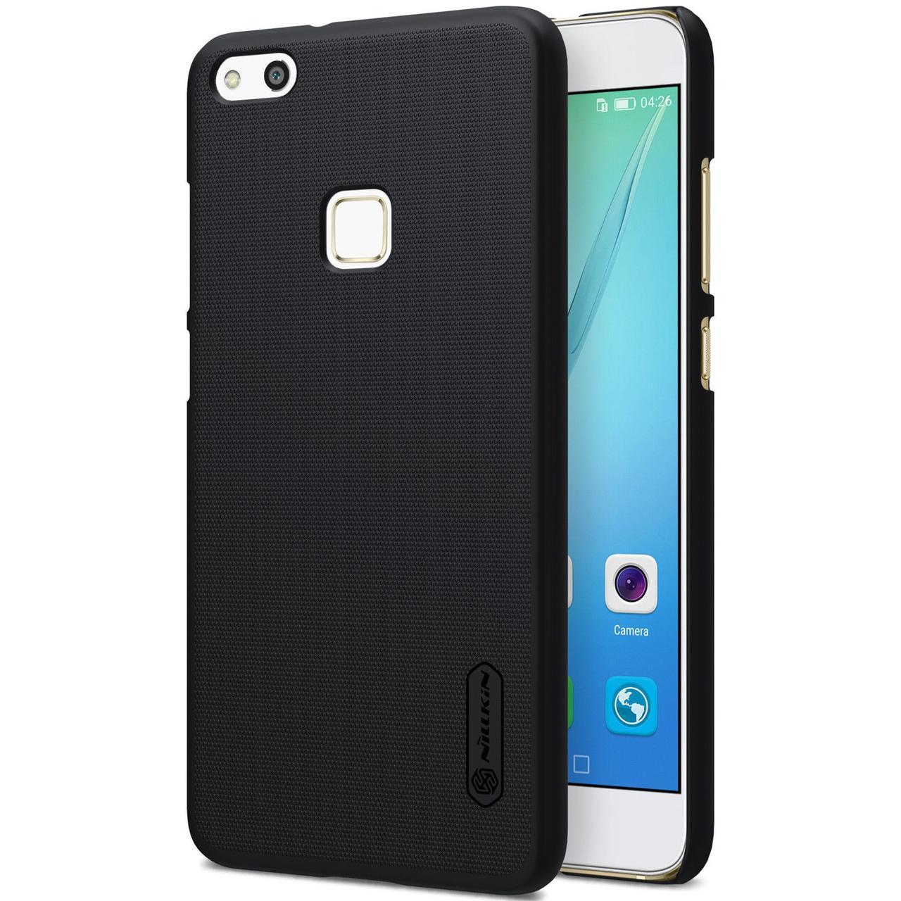 Чехол Nillkin Matte для Huawei P10 Lite (+ пленка) Черный