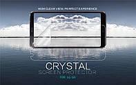 Защитная пленка Nillkin Crystal для LG G6 / G6 Plus H870 / H870DS Анти-отпечатки