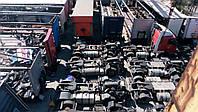 Подвеска кабины, трубопроводы (задние)