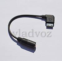 Переходник кабель на 3.5 наушники duos d880 mini