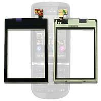 Сенсорное стекло, тачскрин для Nokia asha 300 AAA