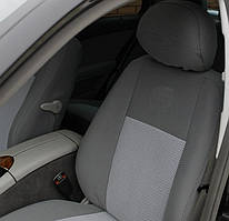 Чехлы салона BMW 3 (E46) (1998-2006) Серые