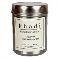 Шикакай порошок / Кхади Khadi Shikakai 150 грамм