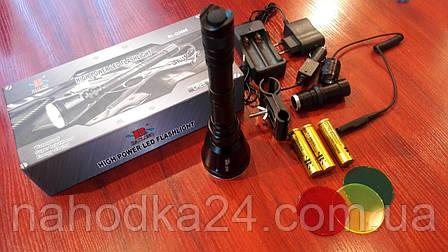 Подствольный фонарь Police BL-Q3888 L2 - Сверхмощный, фото 2