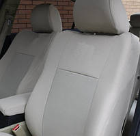 Чехлы салона Chevrolet Aveo хэтчбек 3D (с 2008--) Бежевые