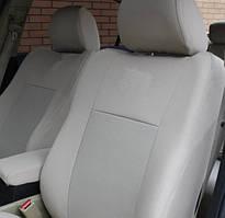 Чехлы салона Chrysler Voyager (2000-2007) (7 мест) Бежевые