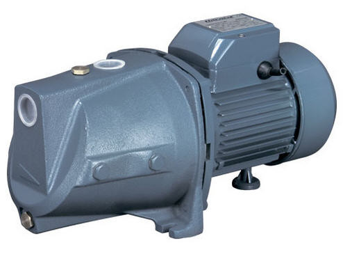 Бытовой поверхностный насос «Насосы + Оборудование» JSWm 10MX