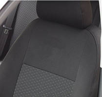 Чехлы салона Honda Accord седан (2008-2012) Черные