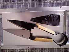 Ножиці для стрижки овець дерев'яна ручка