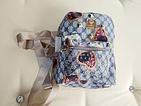 Рюкзак из кожзаменителя, фото 1