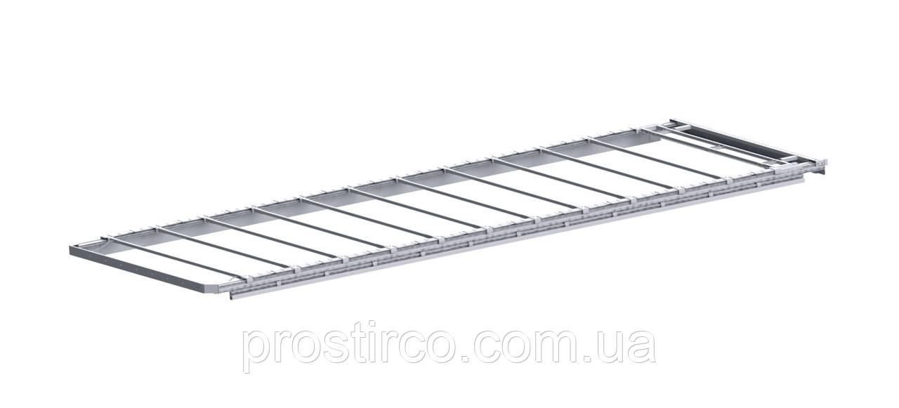 Крыша сдвижная BCS (9501-13600)