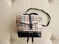 Сумка-рюкзак из кожзаменителя, фото 1