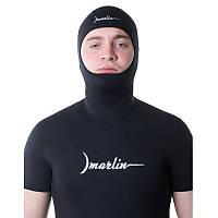 Майка неопреновая Marlin Open Cell 3 мм + короткий рукав + шлем