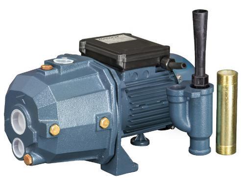 Центробежный поверхностный насос «Насосы +» DP 750A, выносной эжектор