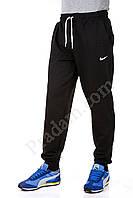 Штаны спортивные мужские черные Nike 071
