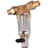 Самопромывной фильтр магистральный  Titan TF-H (cold) ½