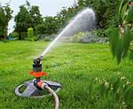 Виды дождевателей для полива участка