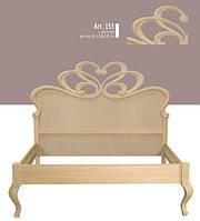 Ліжка дерев`яні