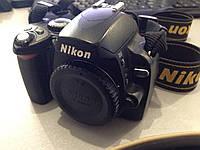 Зеркальный фотоаппарат Nikon D40X body