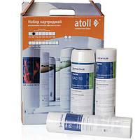 Atoll набор сменных картриджей № 202 Pentek
