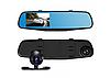 Авторегистратор зеркало с камерой заднего вида DVR 138W
