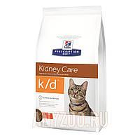 Hills Prescription Diet Feline k/d Kidney Care 0.4 кг