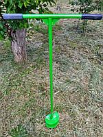Ручной, садовый  бур .(диаметр -150мм)