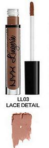 Матовая жидкая помада для губ NYX Lingerie (03 LACE DETAIL)
