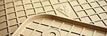 Резиновые коврики в салон Mitsubishi Pajero Wagon IV 2007- (STINGRAY), фото 3