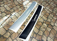 Пленка защитная для бампера Chevrolet Lacetti седан